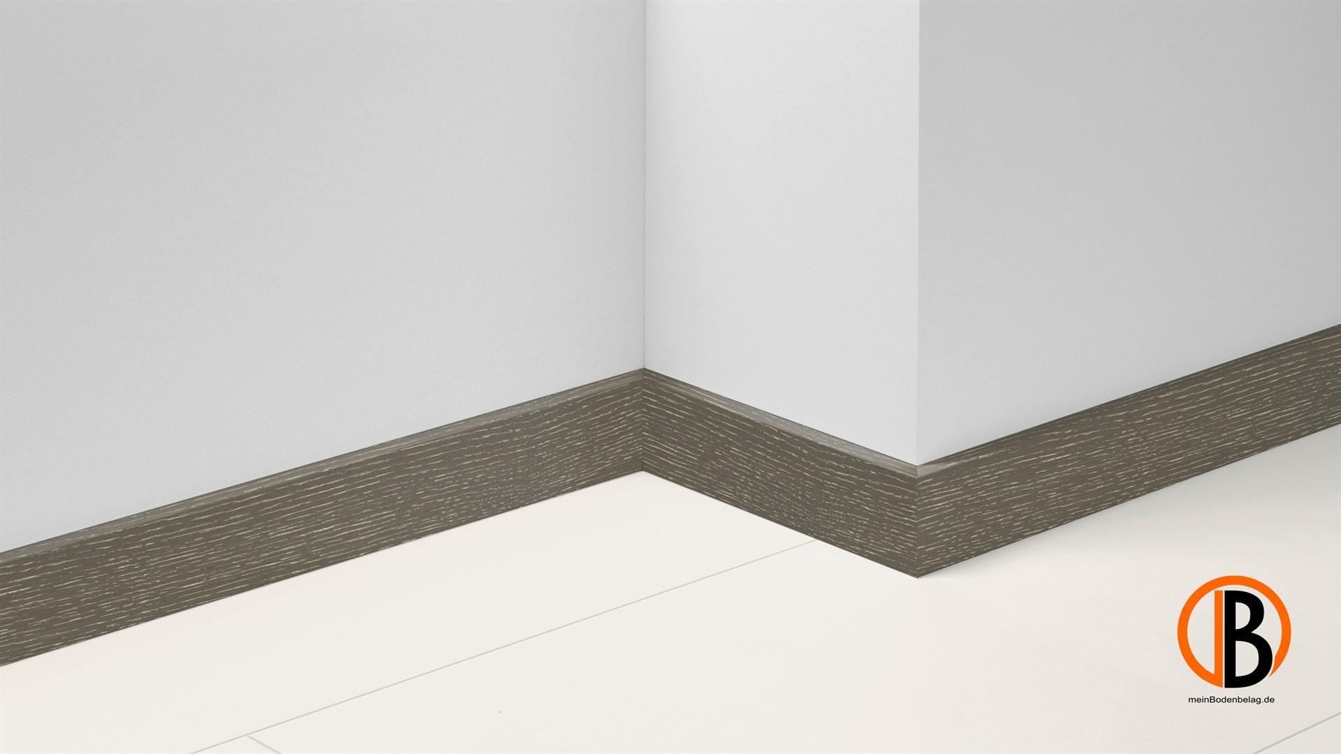 parador echtholz sockelleiste sl 18 eiche grau gek lkt. Black Bedroom Furniture Sets. Home Design Ideas