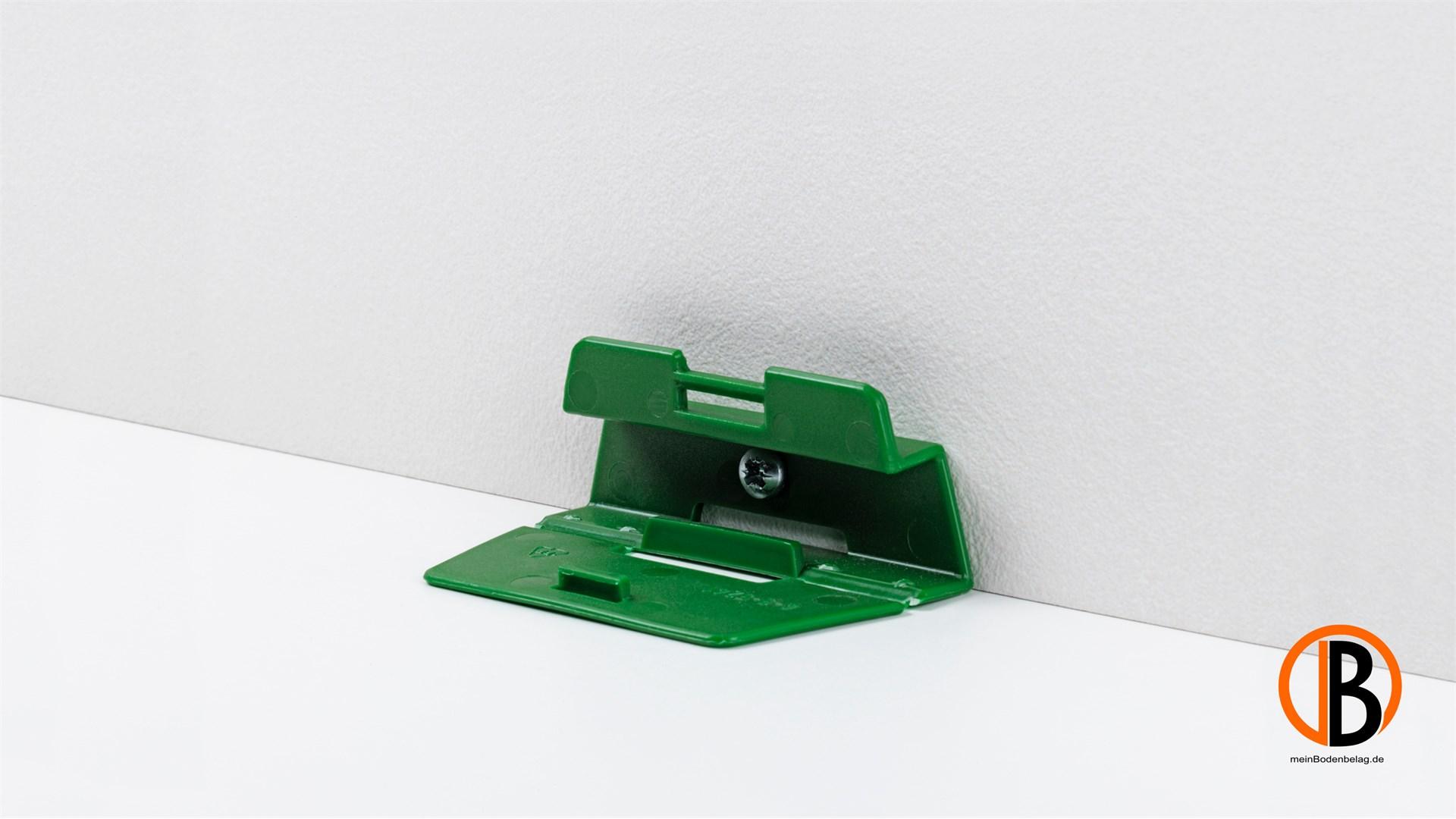 parador p ckchen leistenclipse gr n f r sl2 hl1 2 3. Black Bedroom Furniture Sets. Home Design Ideas