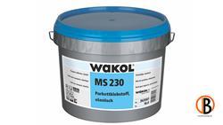 Wakol MS 230 Parkettklebstoff, elastisch Eimer 18 kg