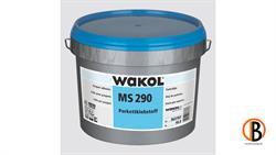 Wakol MS 290 Parkettklebstoff Eimer 18 kg, lösemittel- und weichmacherfrei