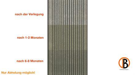 megawood CLASSIC basaltgrau 21x145x3000 Barfußdiele massiv