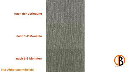 megawood CLASSIC Glattkantbrett basaltgrau 17x72x3600mm