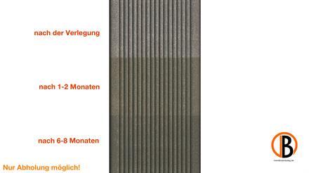 megawood CLASSIC Glattkantbrett schiefergrau 17x72x3600mm