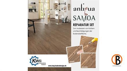 KWG Reparatur Set für Antigua und Samoa