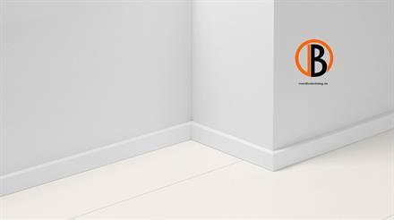 Parador Sockelleiste SL5 weiß 16x50mm, 2,57m