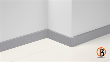 parador dekor sockelleiste sl 18 edelstahl optik. Black Bedroom Furniture Sets. Home Design Ideas