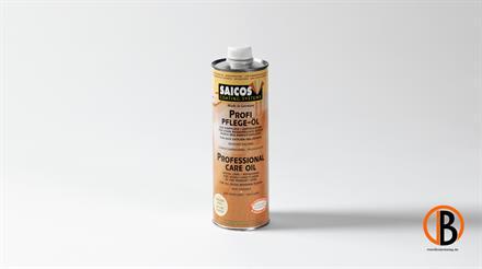 Saicos Ecoline Profi-Pflegeöl farblos