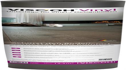 Viscoh Trittschalldämmung Vinyl