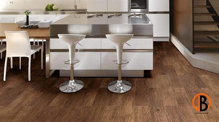 WICANDERS wood Resist Click Vinylboden Castle Toast Oak , Keramik-versiegelt