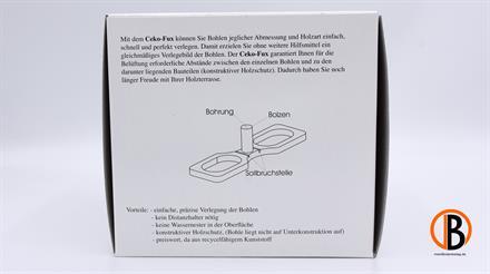 CEKO-FUX 4mm 1 Pack = 100 Stück