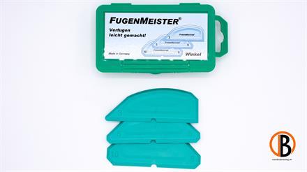 ferax Fugenmeister Winkel 3 versch.Größen,incl. Bedienungsanleitung
