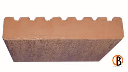 ferax Hirnholzversiegelung Farbe: Bangkirai für Hart- u.Weichhölzer inkl. Spachtel