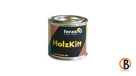 ferax Holzkitt, Ahorn-Fichte 100 g-Dose