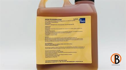 Hain Pflegebalsam, farblos 0,5 l Gebinde