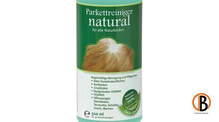 HARO Clean & Green Parkettreiniger natural