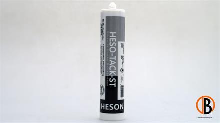 HESON Montagekleber Heso-Tack-ST weiß, 290 ml haftstark und schnell, Sockelleistenkleber