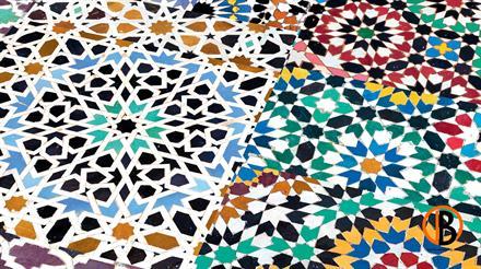 Kronotex Laminat Glamour Q001 Mosaic