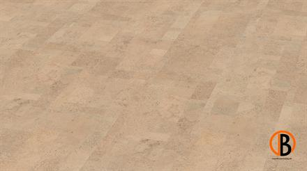 KWG Kork-Fertigparkett Morena Atlantico creme edelfurniert