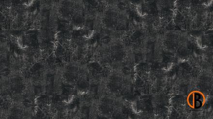 KWG Kork-Designboden Samoa HDF Schiefer noire