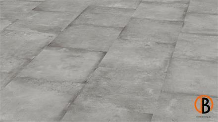 KWG Kork-Designboden Samoa HDF ARTbeton grigio Hot Coating