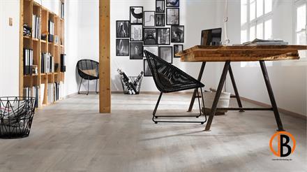 KWG Designboden Antigua Green, PVC-frei Eiche Arktis