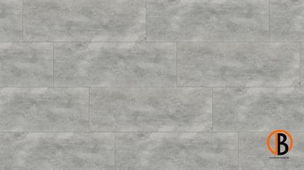 KWG Designervinyl Antigua Stone Sheets Cement grey