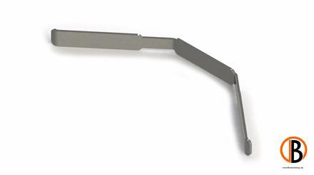 Minileiste Clipse Clip5, Aluminium, 20x5x66mm, CLIP5, 60 Stück/ Packung