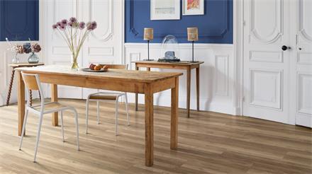 PARADOR Designboden Modular ONE Eiche Linea Natur Holzstruktur Minifase