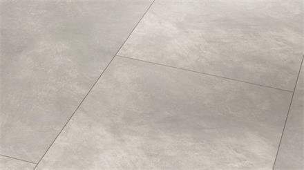 PARADOR Designboden Modular ONE Hydron Großfliese Beton Hellgrau Steinstruktur Minifase