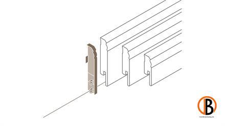 Parador variable Übergangskappe für HL 1/2/3