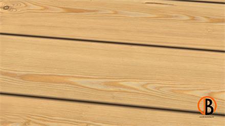 Lärche sibirisch us-hbf. KD glatt/glatt 3,00m Terrassendiele 26 x 143 mm