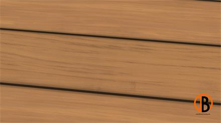 Garapa Prime KD glatt/glatt 1,52m Terrassendiele 21 x 120 mm