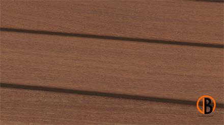 Red Cumaru KD glatt/glatt 1,53m Terrassendiele 21 x 145 mm