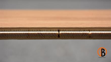 Trapa Prakettboden Eiche Cortina, geölt PEFC zertifiziert, Mischbreite: 18 cm