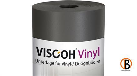 Viscoh Vinyl Trittschalldämmung 12,5 m2/Rolle