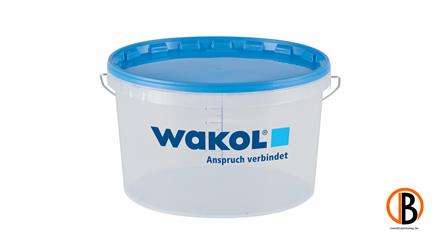 Wakol Dosiereimer 11 Liter oval