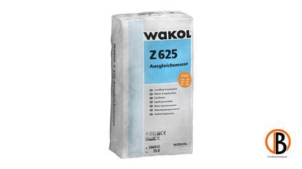 Wakol Z 625 Ausgleichsmasse Sack 25 kg     1,5 kg/mm Schichtdicke