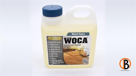 WOCA Holzbodenseife natur 1l 34022090