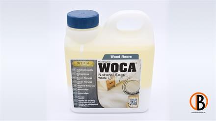 WOCA Holzbodenseife weiß 1l 34022090