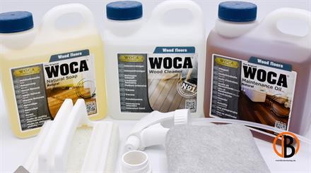 WOCA Pflegebox Öl natur 34052000