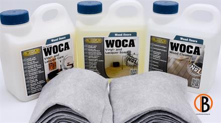 WOCA Vinyl- und Lackpflegebox 32099000