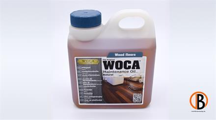 WOCA Plegeöl natur 1l 34052000