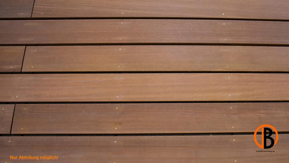 CINQUE BANGKIRAI TERRASSENDIELE  4-SEITIG GEHOBELT, GLATT | 10003625;0 | Bild 1