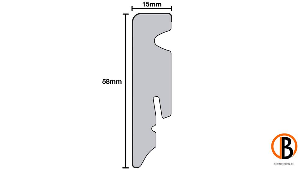 CINQUE KWG SOCKELLEISTEN FÜR ANTIGUA CLASSIC & SYNCHRONY | 10000088;0 | Bild 1