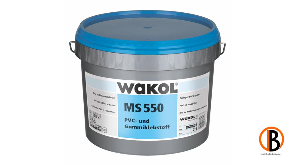 CINQUE WAKOL MS 550 PVC- UND GUMMIKLEBSTOFF | 10001345;0 | Bild 1