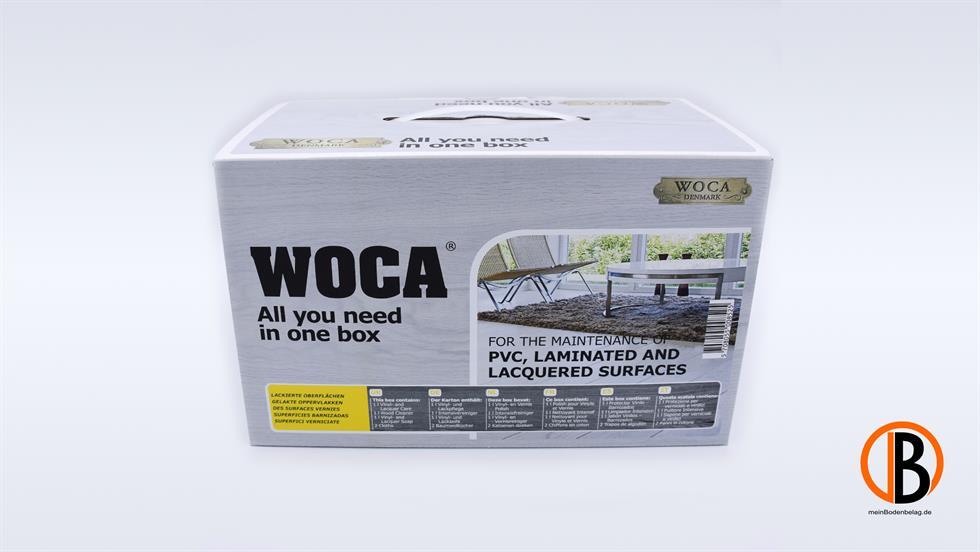 CINQUE WOCA VINYL- UND LACKPFLEGEBOX | 10002150;0 | Bild 1