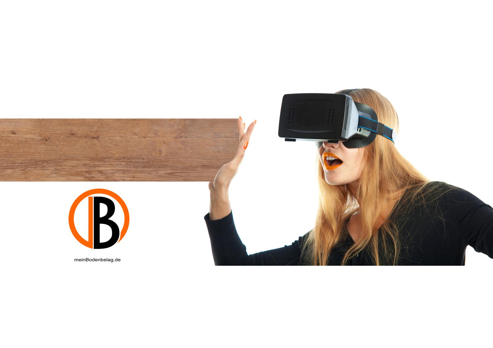 Digital und virtuell erleben Sie Ihren Boden bei meinBodenbelag.de