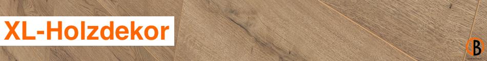Laminatboden XL-Holzdekor